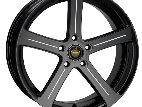 "19"" Staggered CADES Apollo Wheels - Accent / Black -  5 / 6 Series / E9x M3"
