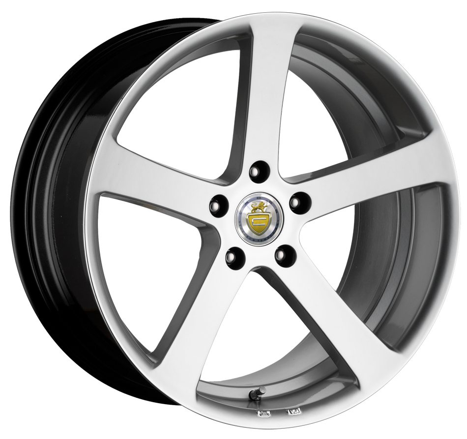 "19"" Staggered CADES Apollo Wheels - Silver - 5 / 6 Series / E9x M3"