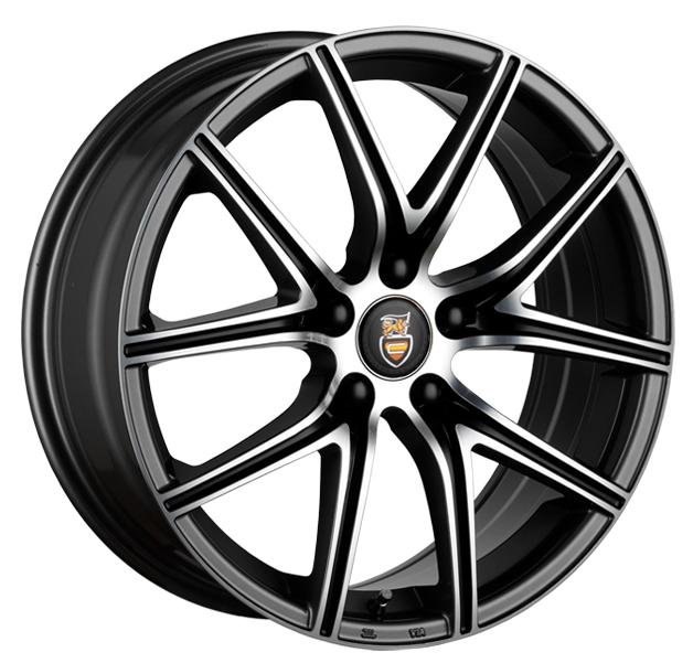 """18"""" CADES Ares Wheels - Gun Metal Tricolour"""