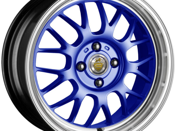 "15"" CADES Eros Wheels - 6 Colours Available - VW / Audi / MINI - 4x100"
