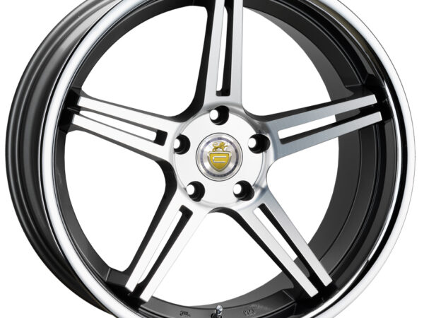 "20"" Staggered CADES Calisto Wheels - Gun Metal - E90 / E91 / E92 / E93 / Z4"