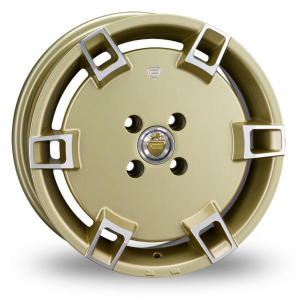 "15"" CADES Jadis Wheels - 2 Colours Available - VW / Audi / MINI - 4x100"