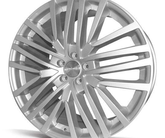 "22"" ALKATEC AKT 22 Wheels - Silver - X3 / X5 / X6"
