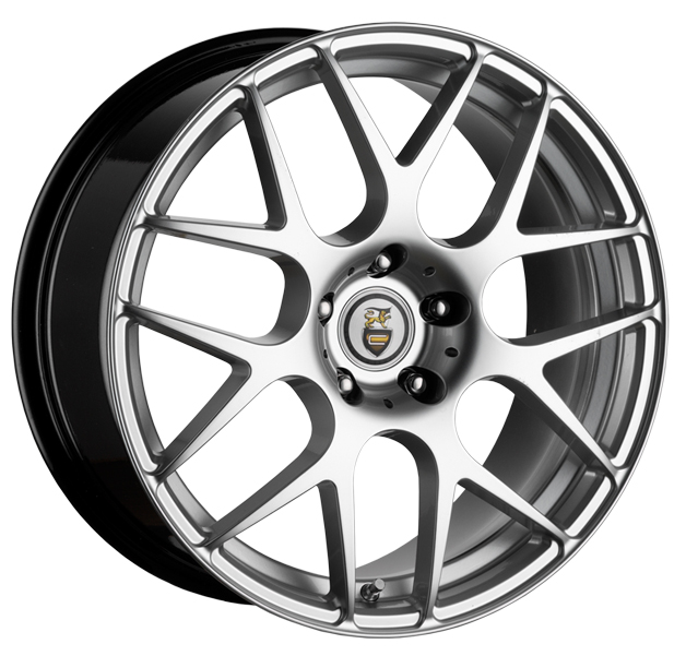 "18"" Staggered CADES Bern Wheels - Silver - E9x / E36 / E46 / Z4 / F30 / 1 Series"