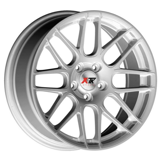 "19"" Staggered XTK CD004 Wheels - Silver - 5 / 6 Series / E9x M3"