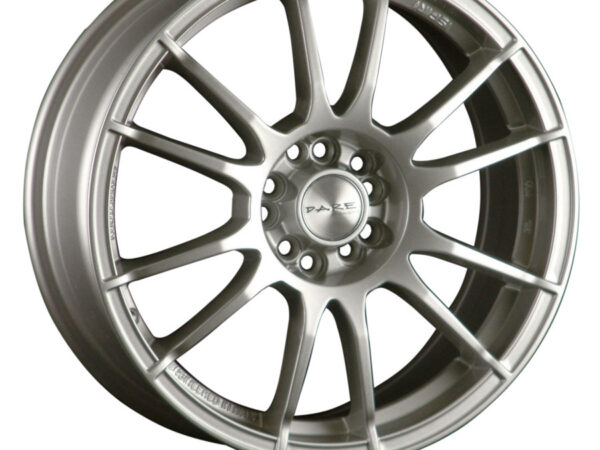 "17"" DARE ST Wheels - Silver - VW / Audi / MINI - 4x100"