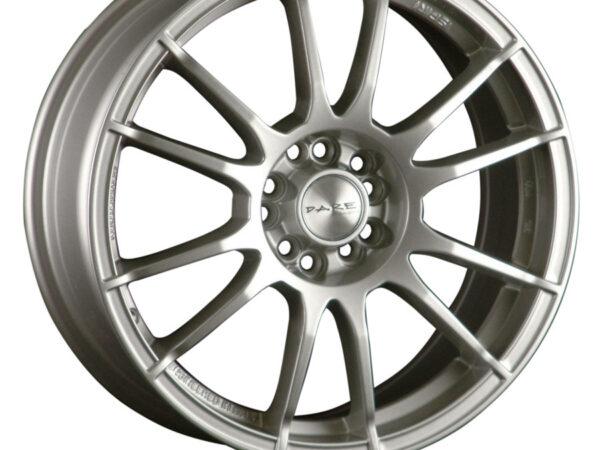 """17"""" DARE ST Wheels - Silver - VW / Audi / MINI - 4x100"""