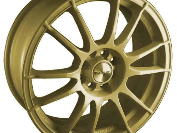 "17"" DARE ST Wheels - Gold - VW / Audi - 5x100"