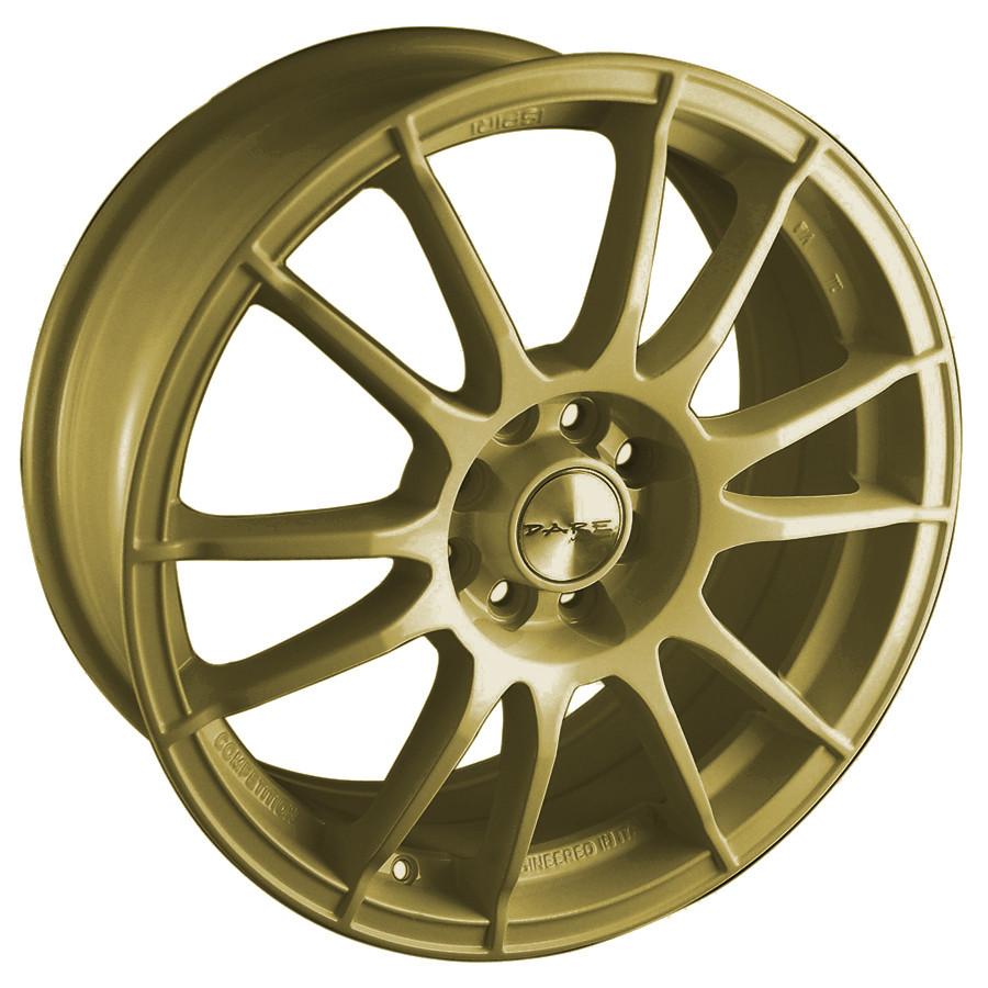 "17"" DARE ST Wheels - Gold - VW / Audi - 5x100"