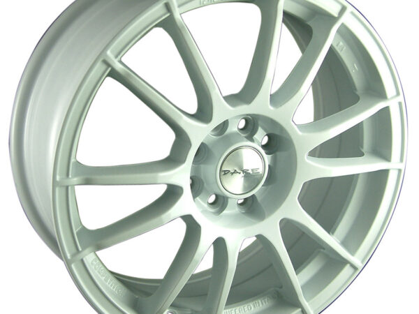 "17"" DARE ST Wheels - White - VW / Audi / MINI - 4x100"