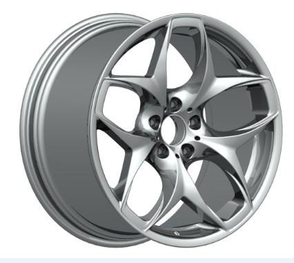 "20"" BMW 215 Style Wheels - Hyper Black - X3 / X5 / X6"