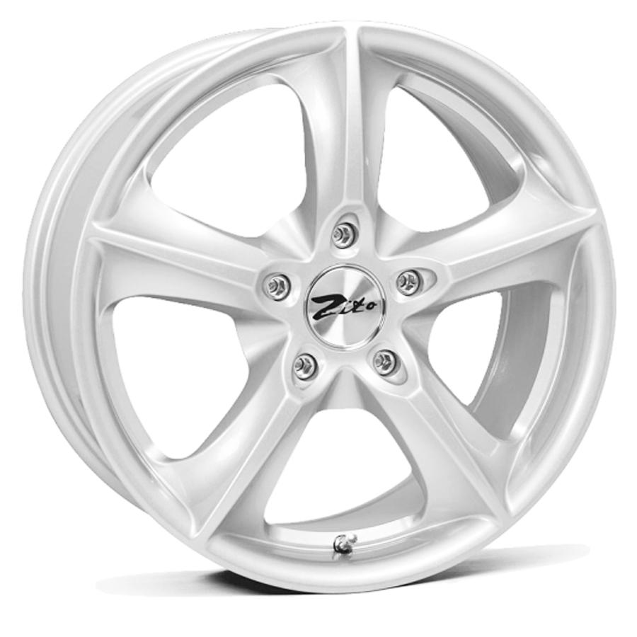 "17"" ZITO Blitz Wheels - Silver - E36 / E46 / Z4 / F30 / 1 Series"