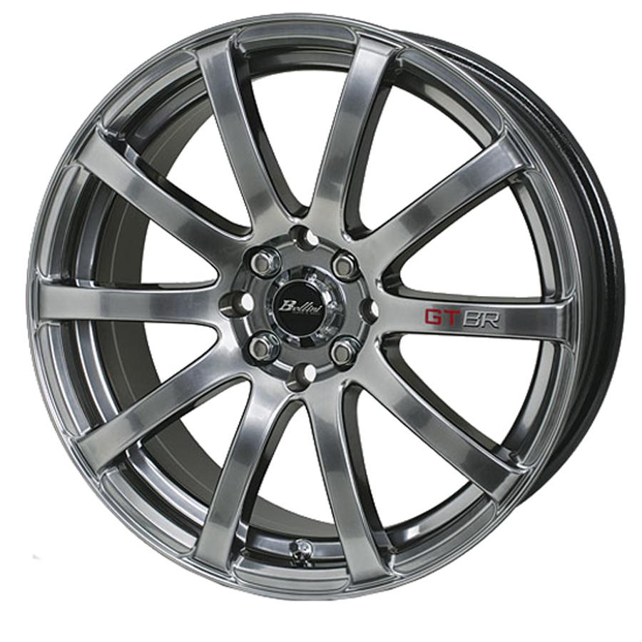 "17"" ZITO Bella Wheels - Hyper Black - 4x100 / 4x108"