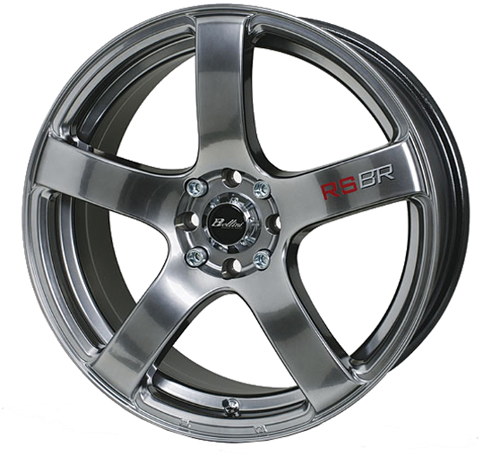 "16"" ZITO Condor Wheels - Hyper Black - VW / Audi / MINI - 4x100"
