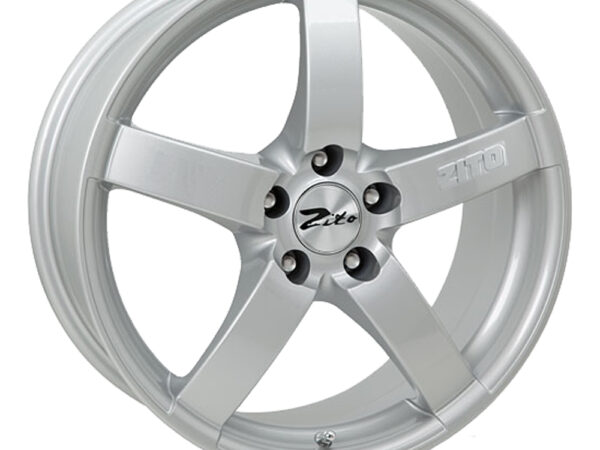 "18"" ZITO Nova Wheels - Silver - VW / Audi / Mercedes - 5x112"