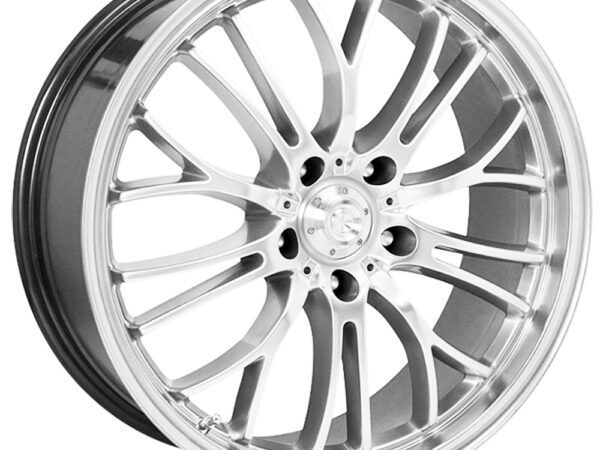 "17"" ZITO Miracle Wheels - Hyper Black - VW / Audi / Mercedes - 5x112"