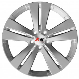 "18"" XTK KD009 Wheels - Silver - VW / Audi / Mercedes - 5x112"