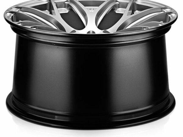"19"" ISPIRI ISR10 Wheels - Hyper Silver - VW / Audi / Mercedes - 5x112"