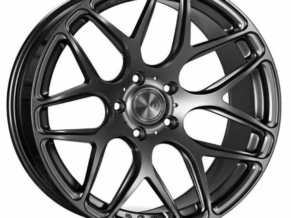 "19"" ISPIRI ISR10 Wheels - Matt Graphite - VW / Audi / Mercedes - 5x112"