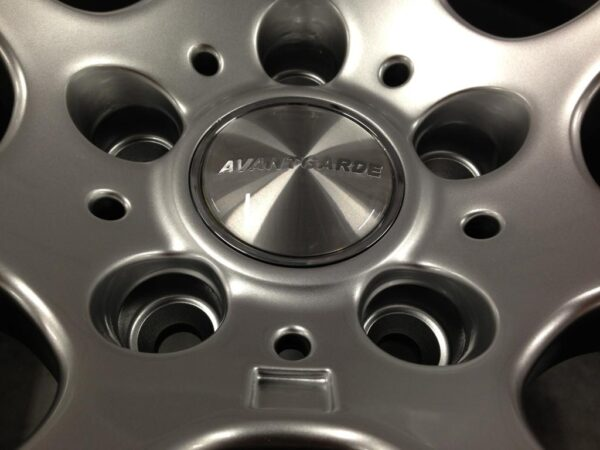 """20"""" Staggered Avant Garde M359 Wheels - Hyper Silver - E90 / E91 / E92 / E93"""