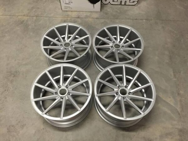 "19"" Staggered OEMS CVT Directional Wheels - Silver - E90 / E91 / E92 / E93 / F10"