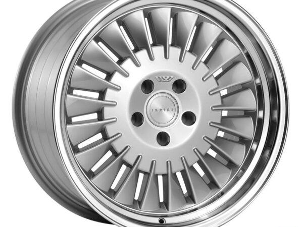 """18"""" ISPIRI CSR1D Wheels - Silver - VW / Audi - 5x100"""