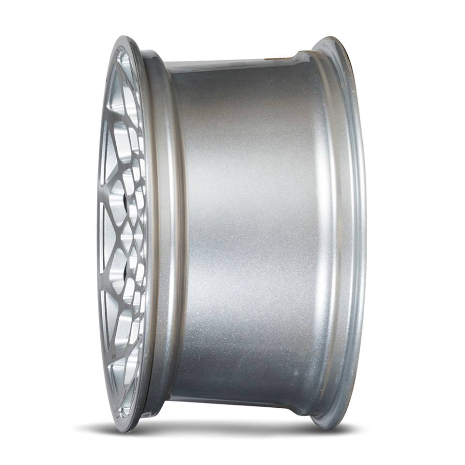 """19"""" Radi8 R8-B12 Wheels - Matt Silver Machined - VW / Audi / Mercedes - 5x112"""