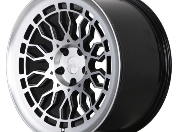"19"" Radi8 R8-A10 Wheels - Gloss Black Machined - E90 / E91 / E92 / E93 / F10 / F30"