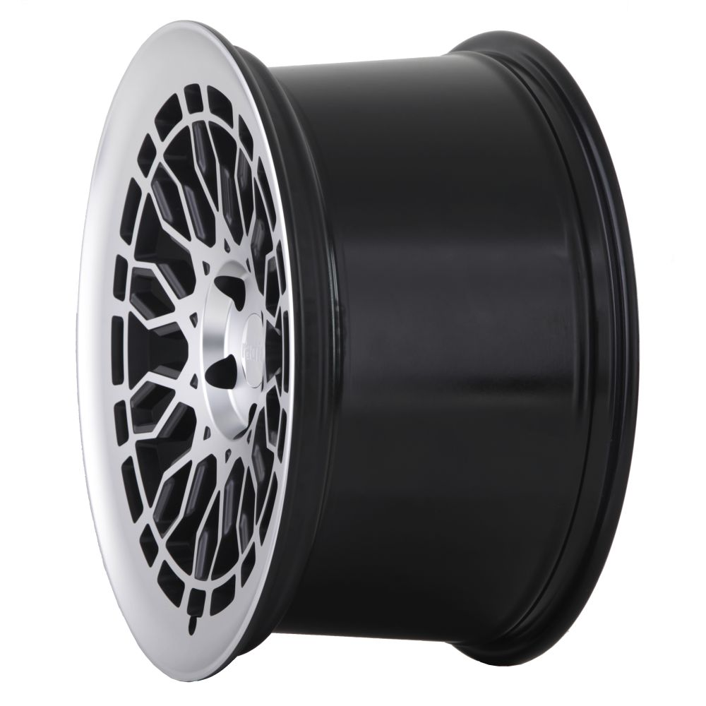 "18"" Radi8 R8-A10 Wheels - Gloss Black Machined - VW / Audi - 5x100"