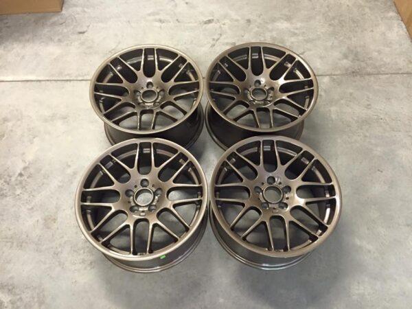 """19"""" Staggered CSL Style Wheels - Gloss Bronze - E90 / E91 / E92 / E93 / F10 / E46 M3"""