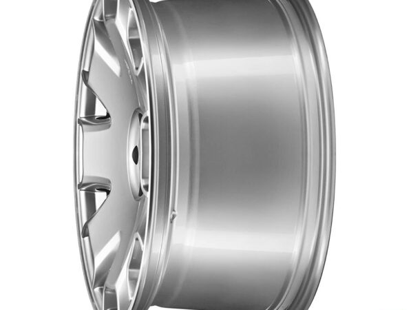 """18"""" Staggered ISPIRI CSR2 Wheels - Pure Silver Polished - E90 / E91 / E92 / E93 / F30 / F31 / F10 / F11"""