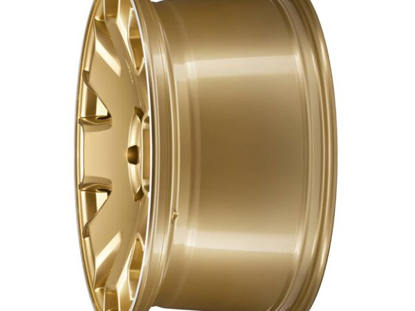 "18"" ISPIRI CSR2 Wheels - Vintage Gold - VW / Audi / Mercedes - 5x112"