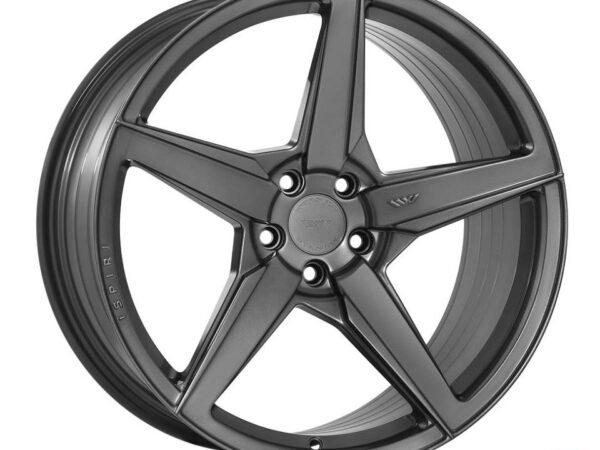 "20"" ISPIRI FFR5 Wheels - Carbon Graphite - E60 / E61 / E9x M3"