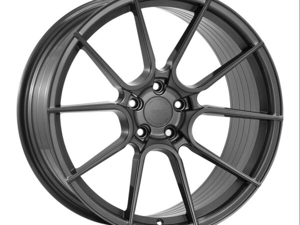 "19"" ISPIRI FFR6 Wheels - Carbon Graphite - VW / Audi / Mercedes - 5x112"