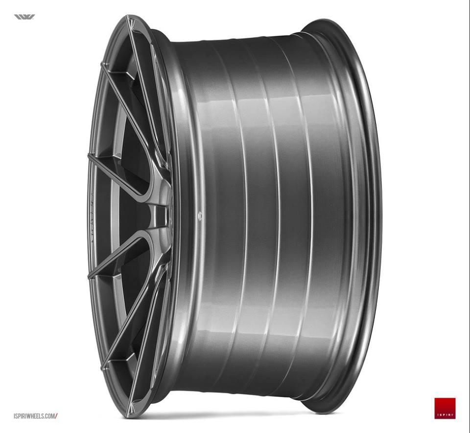 "19"" ISPIRI FFR6 Wheels - Carbon Graphite - E9x / F30 / F32 / F10 / F11"