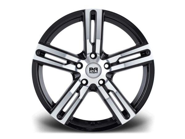 """18"""" RIVIERA BLADE Wheels - Black Polished - F30 / F31 / F32 / F33"""