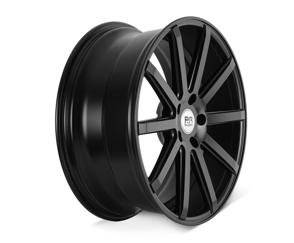"""20"""" RIVIERA ENIGMA Wheels - Matt Black - F30 / F31 / F32 / F33"""
