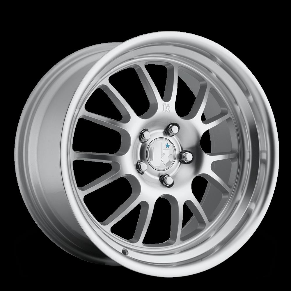 """18"""" KLUTCH SL14 Wheels - Silver - E60 / E61 / E9x M3"""