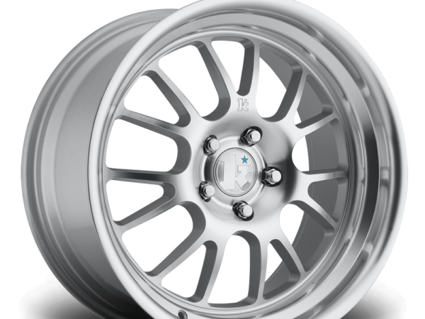 "18"" KLUTCH SL14 Wheels - Silver - E60 / E61 / E9x M3"