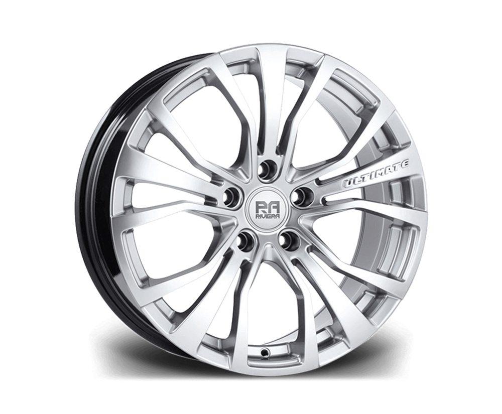 "18"" RIVIERA ULTIMATE Wheels - Hyper Silver - F30 / F31 / F32 / F33"