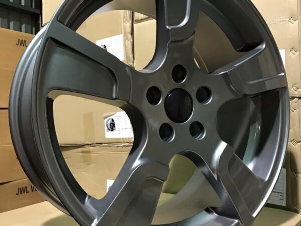 "20"" VW Transporter T5 T6 Sportline Style Alloy Wheels - Gun Metal - 950kg Load Rated"