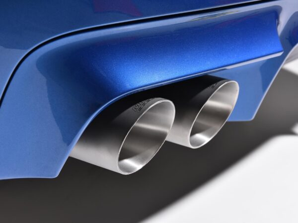 MILLTEK Cat Back Exhaust System SSXBM1018 BMW M5 F10 Saloon
