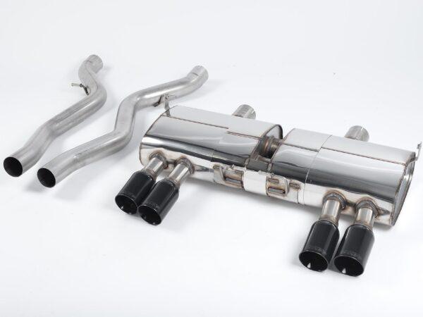 MILLTEK Cat Back Exhaust System SSXBM941 BMW E92 M3 4.0 V8 Coupé / BMW E90 M3 4.0 V8 Saloon - Sedan / BMW E93 M3 4.0 V8 Convertible
