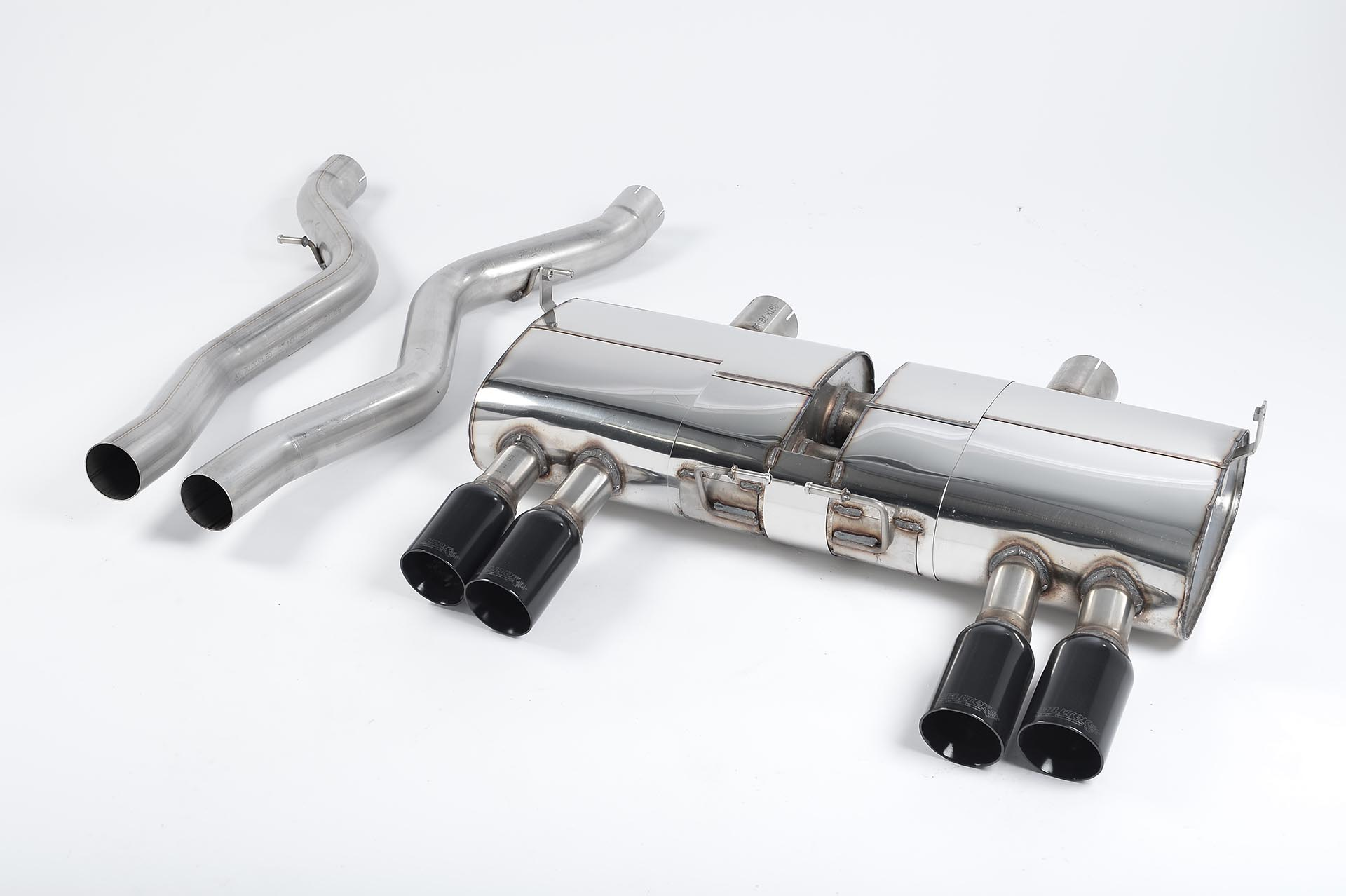 MILLTEK Cat Back Exhaust System SSXBM941 BMW E92 M3 4.0 V8 Coupé / BMW E90 M3 4.0 V8 Saloon - Sedan / BMW E93 M3 4.0 V8 Convertible