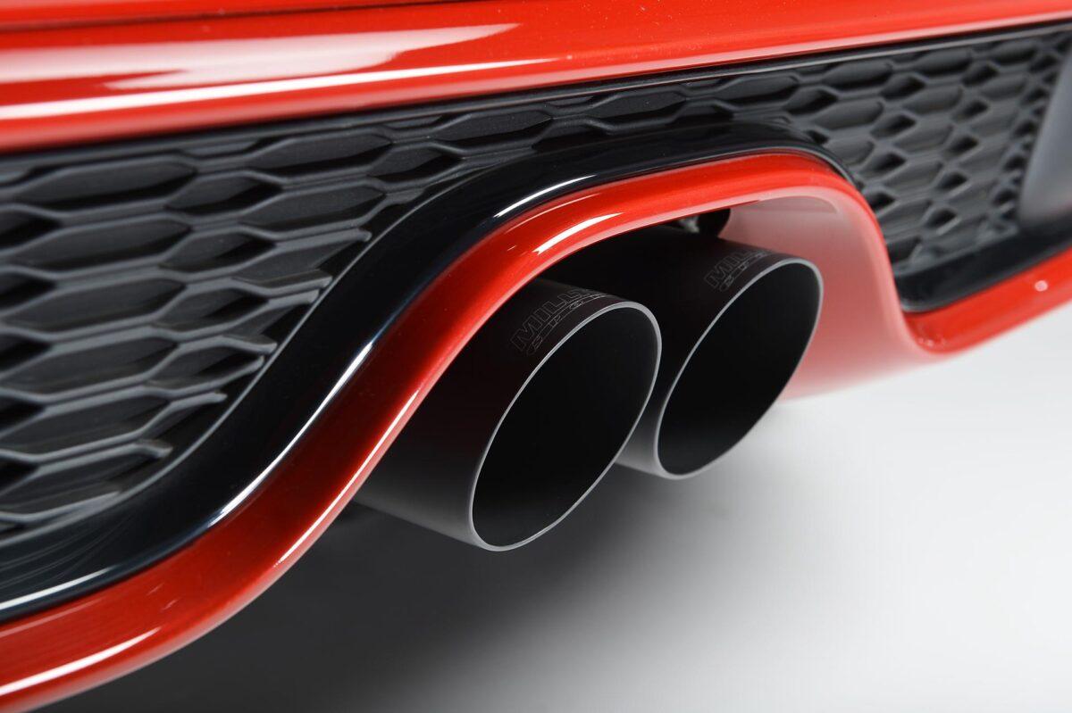 MILLTEK Cat Back Exhaust System SSXM406 Mk3 MINI Cooper S 2.0 Turbo (F56) - UK and European models