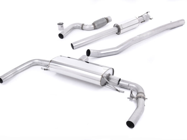 MILLTEK Cat Back Exhaust System SSXMZ110 Mercedes CLA Class - CLA45 AMG 2.0 Turbo