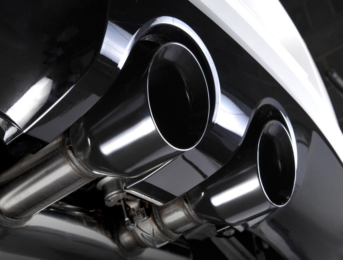 MILLTEK Cat Back Exhaust System SSXVW140 Volkswagen Golf Mk6 R 2.0 TSI 270PS
