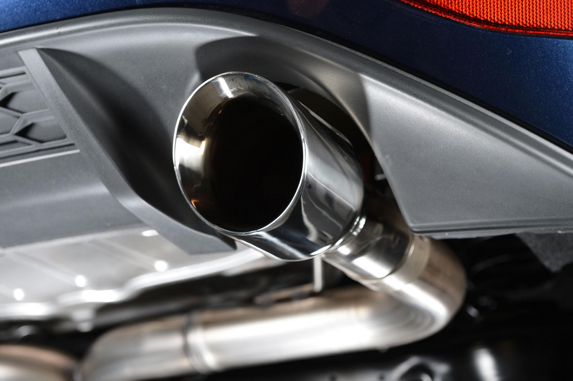 Milltek Cat Back Exhaust System Ssxvw230 Volkswagen Golf Mk7 Gti Including Gti Performance Pack Models Cmwheels