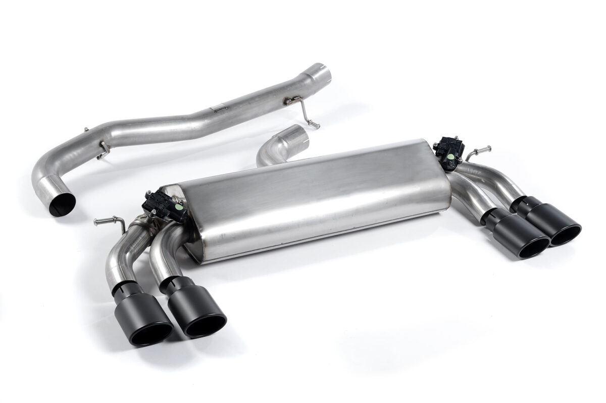MILLTEK Cat Back Exhaust System SSXVW260 Volkswagen Golf MK7 R 2.0 TSI 300PS