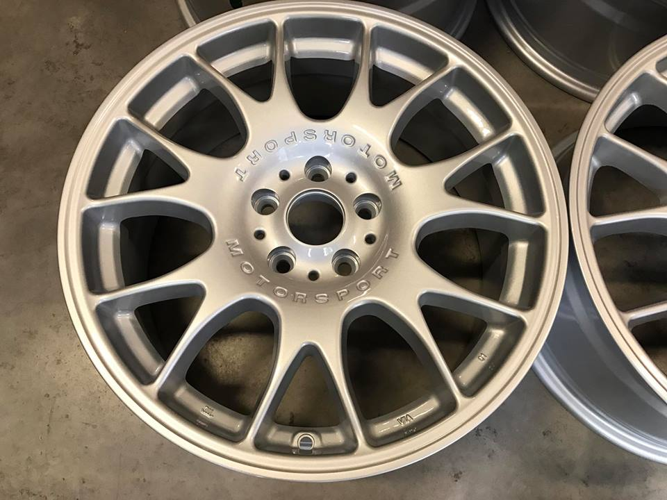 "18"" BBS CH Style Wheels - Silver - VW / Audi / Mercedes - 5x112"